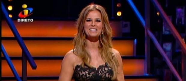 Cristina Ferreira apresenta Dança com as Estrelas