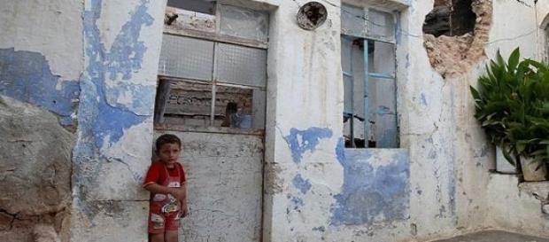 Criza din Siria - Irak afecteaza milioane de copii