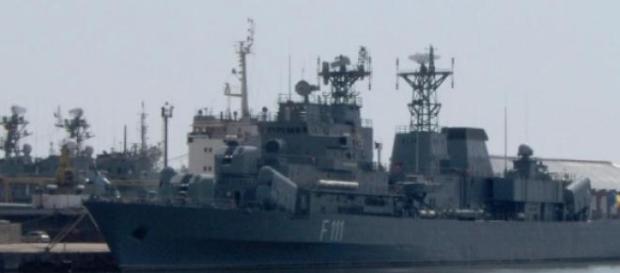 Fregata romaneascaMrasesti