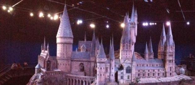 Hogwarts Schloss - Warner Bros. Studio Tour London