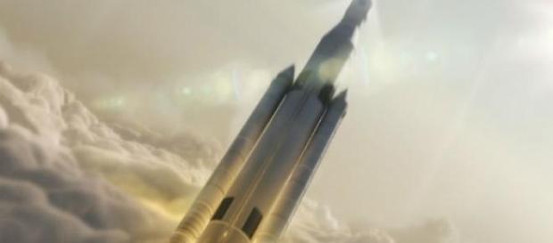 NASA prepara el motor de su nave Orion