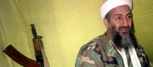 Osama bin Laden a trait in muntii din Afganistan