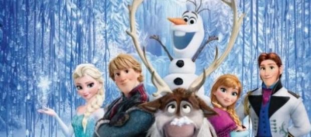 Sequela de Frozen da Disney