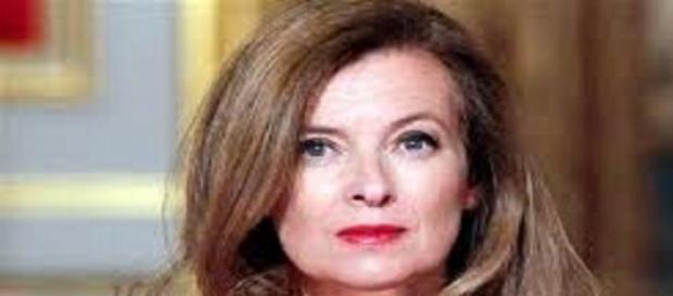 Valerie Trierweiler fosta prima doamna a Frantei