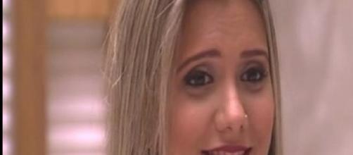 Andressa é a nova sister do Big Brother Brasil