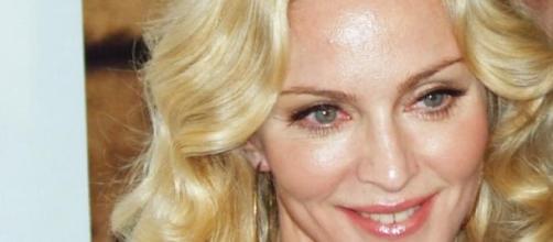 Madonna, víctima de una violación.