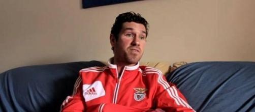 Paulo Parreira, um fervoroso adepto do Benfica