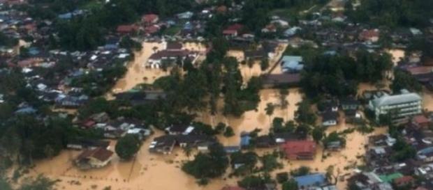 Chuvadas causam morte e destruição em Angola.