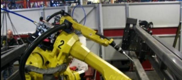 Es un revolucionario robot industrial