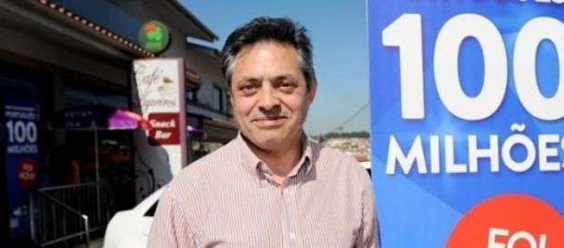 Joaquim Leite é o proprietário do café vencedor