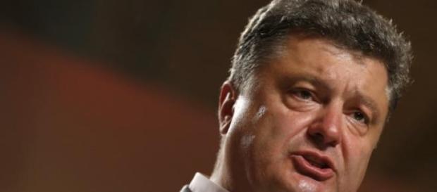 Presedintele Ucrainei, Petro Poroshenko