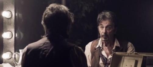 """Al Pacino en """"La sombra del actor"""""""