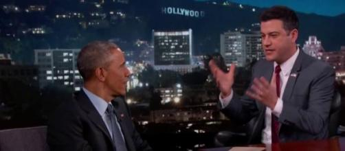 Barack Obama parla di extraterrestri e alieni.