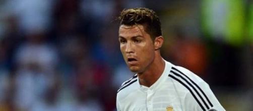 Cristiano Ronaldo y su presión.