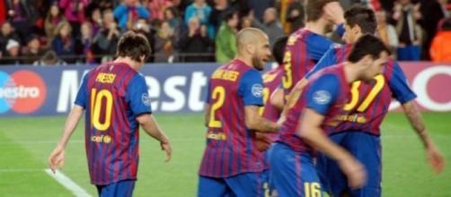 El Barcelona y sus actuales competiciones.