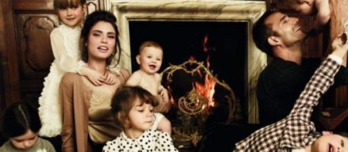 Esta é a única imagem de família para os designers