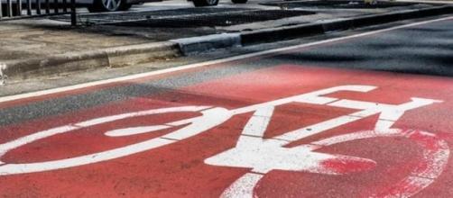 Manifestação pede mais segurança aos ciclistas