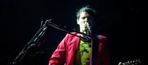 Matthew Bellamy es el líder y cantante de Muse