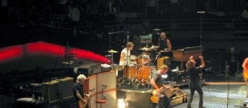 Pearl Jam vuelve a presentarse en Sudamérica