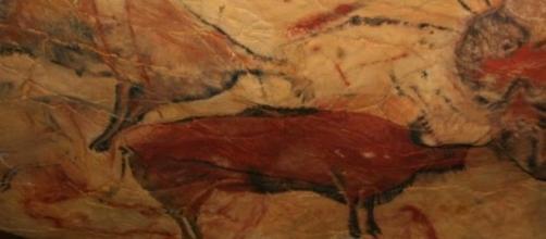 Reproducción Cueva de Altamira