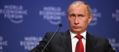 Vladimir Putin, Presidente della Russia