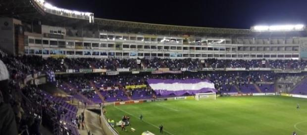Aspecto del Fondo Norte del José Zorrilla.