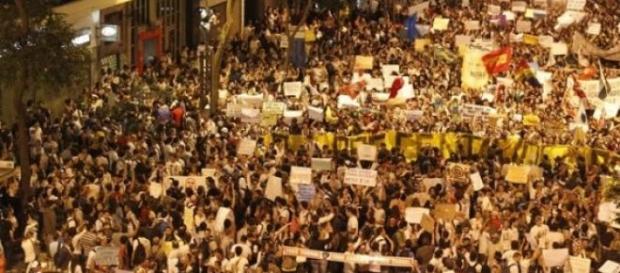 Mais de 1 milhão de pessoas em São Paulo.