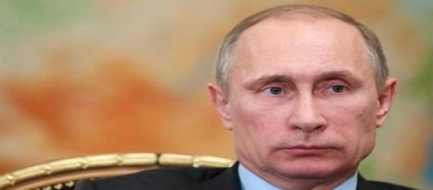 Prezydent Putin zatroskany o ludność Krymu