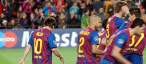 Barcelona - Manchester City hoje às 19:45