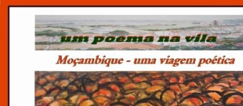Cartaz de promoção de Um Poema Na Vila