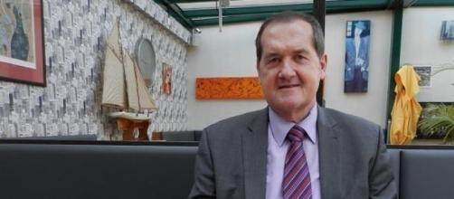 Claude Froehly, candidat à Illkirch