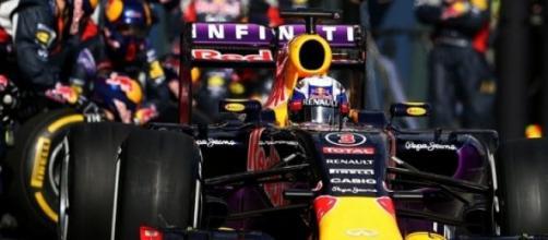 Daniel Ricciardo no GP da Austrália, em Melbourne.