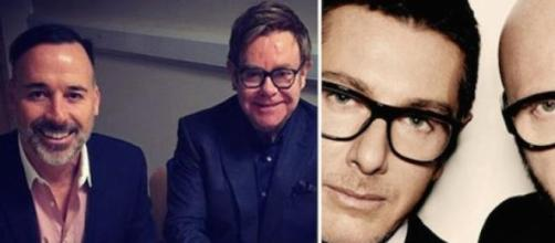 Elton John Vs Dolce &Gabbana