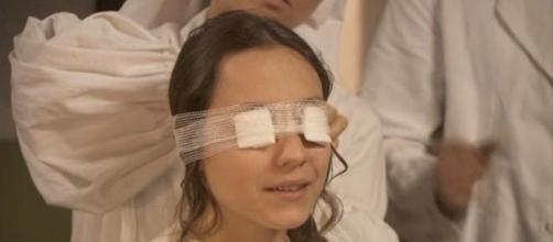 Il Segreto: Quintina riacquista la vista