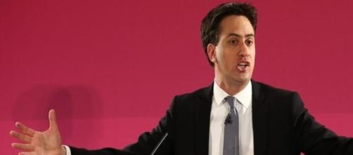 Labour Party Leader, Ed Miliband