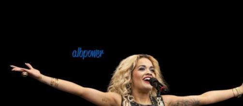 Rita Ora:  judge on BBC 1's 'The Voice'