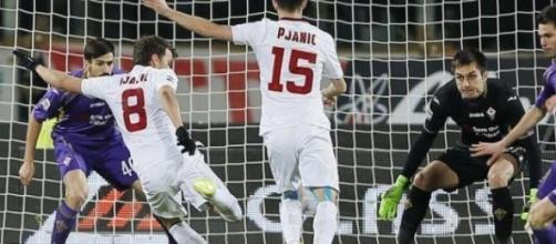 Roma-Fiorentina: ottavi Europa League