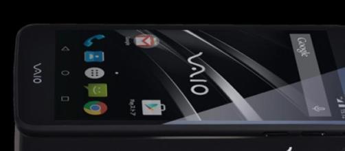 Vaio Phone, un 'caro' telefono di fascia media