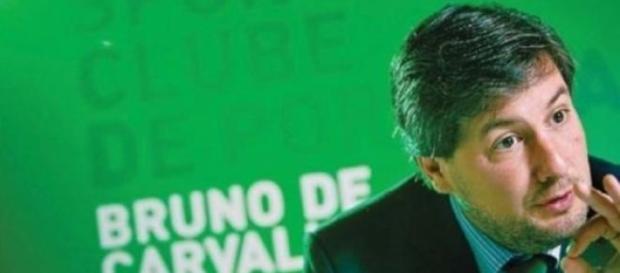 Adeptos tentaram agredir Bruno de Carvalho