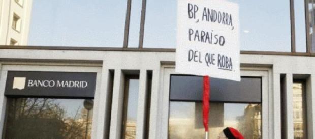 Banco Madrid declara el concurso de acreedores