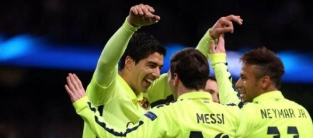 Barcelona jogaria final sem a temível MSN