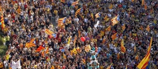 El independentismo catalán, en todo su esplendor