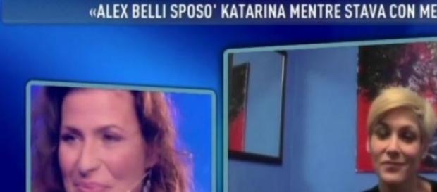 Isola dei Famosi: 'Alex Belli ti ha tradito'