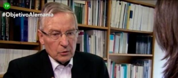 Jürgen Donges compara a Pablo Iglesias con Hitler