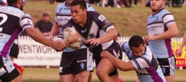 Ken Sio hat-trick helped Hull KR to victory