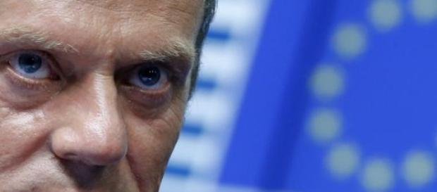 Presedintele Consiliului European, Donald Tusk