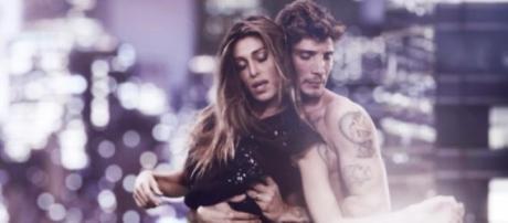 Belén e Stefano in versione ballerina