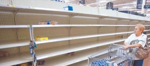 Desabastecimiento del mercado venezolano