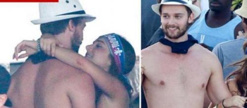 El novio de Miley Cyrus le ha sido infiel