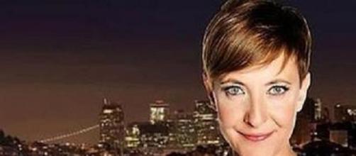 Eva Hache ex-presentadora de El Club de la Comedia